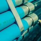 Three Layered PE coated steel pipes